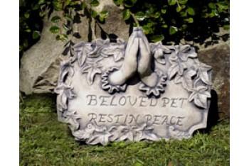 Prayer Plaque