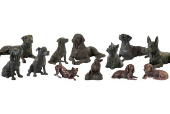 Cast Resin Figures